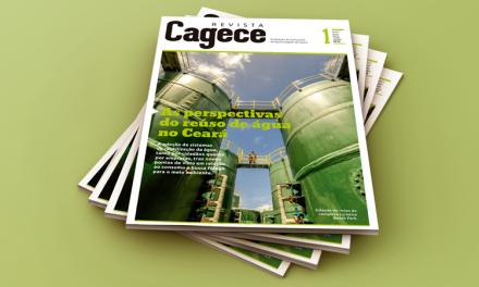 Revista Cagece edição 1