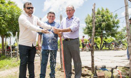 Segurança Hídrica: Apuiarés e Pentecoste recebem investimentos