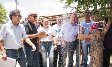 Governo do Ceará investe em segurança hídrica no Maciço de Baturité e Vale do Jaguaribe