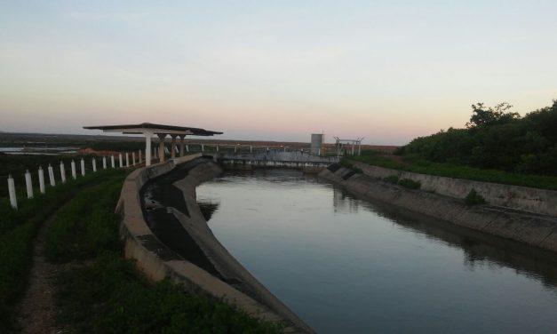 Itaiçaba: mais 4,8m³/s são bombeados para reforçar o Sistema Metropolitano