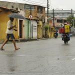 Chove em cerca de 50 municípios do Ceará, indica Funceme