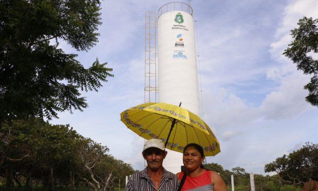 Governo do Ceará inaugura sistemas de abastecimento em Russas