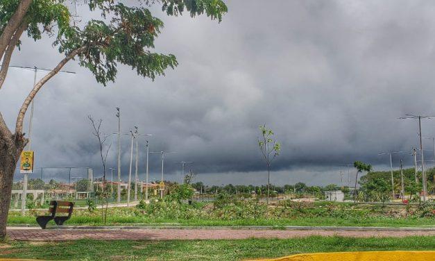 Noroeste e sul do Ceará devem concentrar maiores chuvas no fim de semana