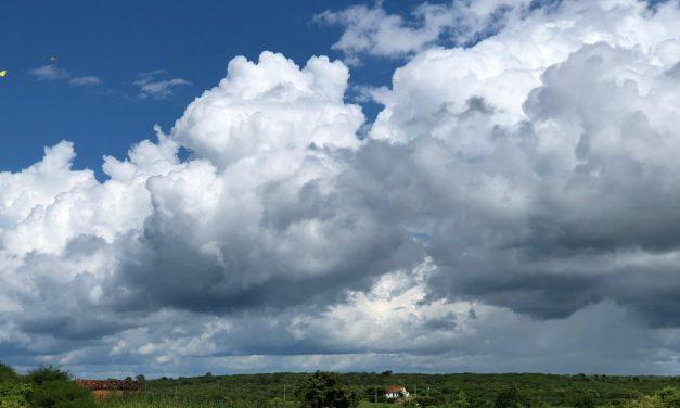 Centro-sul deverá concentrar principais chuvas até terça-feira, indica previsão do tempo