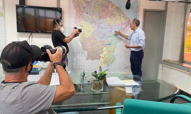 Gestão hídrica cearense terá destaque em filme brasileiro